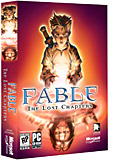 Microsoft FABLE THE LOST CHAPTER W32 CD [A8B-00030]