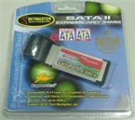 Skymaster Express Card  eSATA II  x 2 Port for not...
