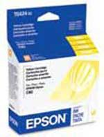 Epson T0424 Yellow for C82, CX5100, CX5200