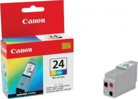 Canon BCI24C Color for S200/S300 series/i320/imageClass MPC190/MPC200