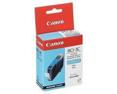 Canon BCI3eC Cyan for S400/450 series,S500/600 series,S4500,S6300,BJC-3000/6000 series, Multipass C100, ImageCLASS MPC600F/400.