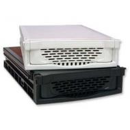 Laser Black Aluminium Drawer for SATA [RH-SLALDBK]