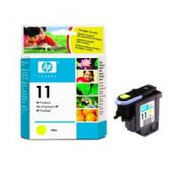 HP NO 11 YELLOW PRINTHEAD for HP DesignJet 500 &am...