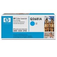 HP Q2681A, Cyan for laserjet 3500