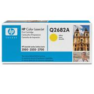 HP Q2682A, Yellow for laserjet 3500