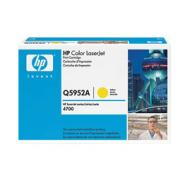 HP Q5952A, Yellow for laserjet 4700