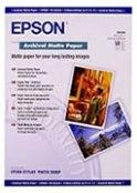 EPSON SUPER A3 ARCHIVAL MATT PAPER