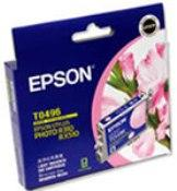 Epson T0496 Light Magenta for Stylus Photo R210,R230,R310,R350,RX510,RX630,RX650