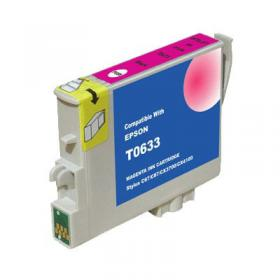 Ink Compatible For Epson T0633, Magenta