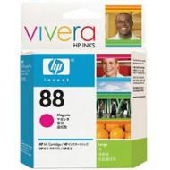 HP NO 88 LARGE MAGENTA INK CARTRIDGE C9392A for Of...
