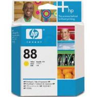HP NO 88 LARGE YELLOW INK CARTRIDGE C9393A for Off...