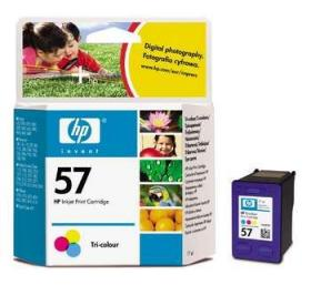 HP No 57, C6657AA, Color for  	HP No 57, C6657AA, ColorC6657AA| img 1; 3; 	$40.00 	[ 1 ] / 206+HP Deskjet 450cbi mobile printer,HP Deskjet 5550, 5551, 5552 printers, HP Officejet