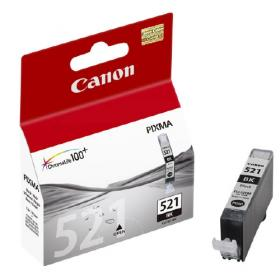 Canon CLI521BK BLACK INK CARTRIDGE FOR MP540/620/6...