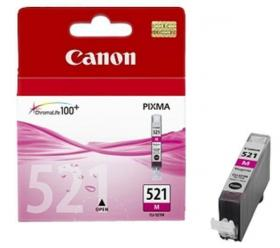 Canon CLI521M MAGENTA INK CARTRIDGE FOR MP540/620/630/980,IP3600/4600