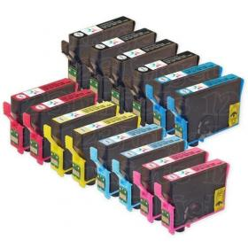 Ink Compatible For Epson S020108, Black