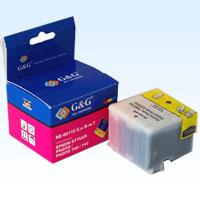 Ink Compatible For Epson S020110, Colour