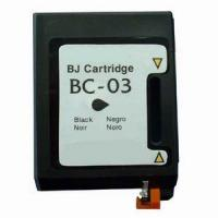 Ink Compatible For Canon BC-03 Black