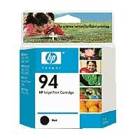 HP NO 94 C8765WA BLACK PRINT CARTRIDGE