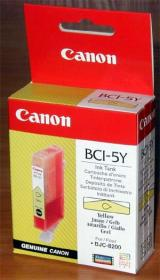 Canon BCI5Y Yellow Ink for BJC-8200 PHOTO