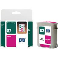HP NO 82 C4912A MAGENTA 69ML INK for Suits DesignJ...