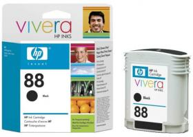 HP NO 88 LARGE BLACK INK CARTRIDGE C9396A for Offi...