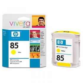 HP NO 85 YELLOW INK CARTRIDGE HP C9427A DesignJet 30 and 130 series printers