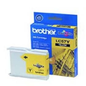 Brother Yellow Ink LC-57Y Cartridge for DCP-130C