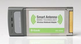 D-Link [DWL-G650M] - Wireless 108Mbps 'MIMO' PCMCIA Adapter