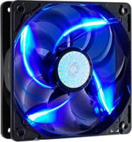 COOLER MASTER 12CM BLUE LED Silent Fan Twin pack