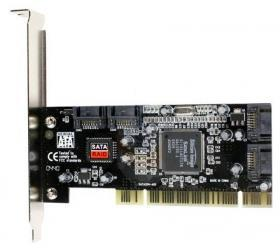 PCI to 4-port SATA I Raid Controller