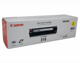 Canon CART316Y YELLOW CARTRIDGE FOR LBP5050N