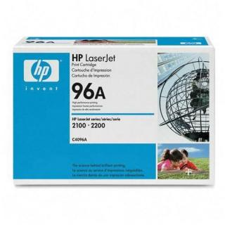HP C4096A, Black Toner for HP LaserJet 2100 / 2200