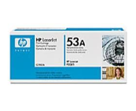 HP LASERJET P2015 BLACK CARTRIDGE