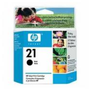 HP NO 21 BLACK INKJET CARTRIDGE C9351AA for Deskjet 3920,3930,3940,PSC 1402,1410,1417