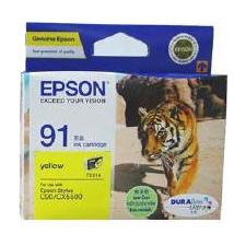 EPSON C90 / 91N Low Cost YELLOW INK CARTRIDGE, [C1...