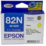 EPSON YELLOW STANDARD 82N, [C13T112492] for Epson Stylus Photo R290 / R390 / RX590 / RX610 / RX690 / TX700W / TX800FW