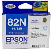 EPSON 82N Light Cyan [C13T112592] for  R290 / R390 / RX590 / RX610 / RX690 / TX700W / TX800FW