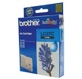 BROTHER CYAN INK LC-37C FOR DCP-135C/150C, MFC-235...