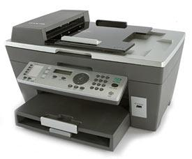Refurbished Lexmark x7350 MFP Inkjet with one Mont...