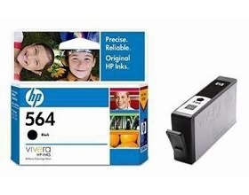 HP 564 BLACK INK CARTRIDGE [CB316WA]