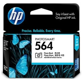 HP 564 PHOTO BLACK INK CARTRIDGE [CB317WA]