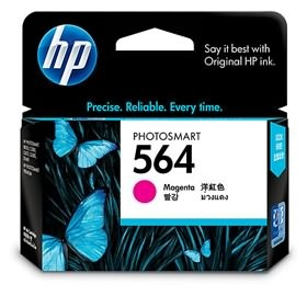 HP 564 MAGENTA INK CARTRIDGE [CB319WA]