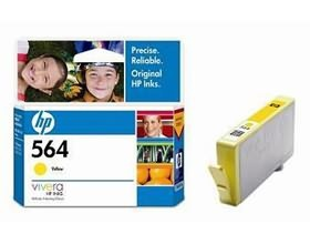 HP 564 YELLOW INK CARTRIDGE [CB320WA]
