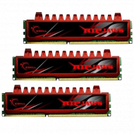 12GB G.Skill (3x 4GB) Tri Channel [Ripjaws], [GS-F...