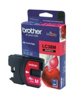 BROTHER MAGENTA INK LC-38M ORIGINAL