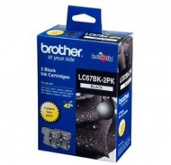 BROTHER BLACK INK LC-67BK FOR DCP-385C