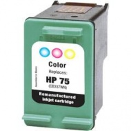 Ink Compatible for HP75 [CB337WA]-Colour