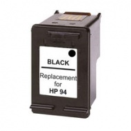 Ink Compatible for HP NO.94 [C8765WA]-Black