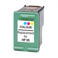 Ink Compatible for HP NO.95 [C8766WA]-Colour