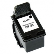 Ink Compatible for HP No 98 [C9364WA]-Black